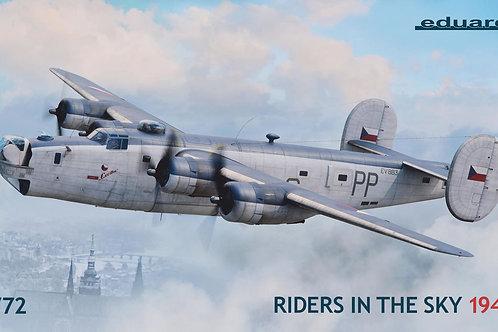 Eduard - B-24 Liberator - Riders in the Sky 1945 1/72