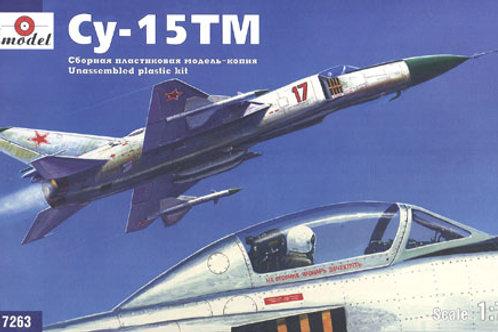 Amodel - Sukhoi Su-15TM Flagon F 1/72