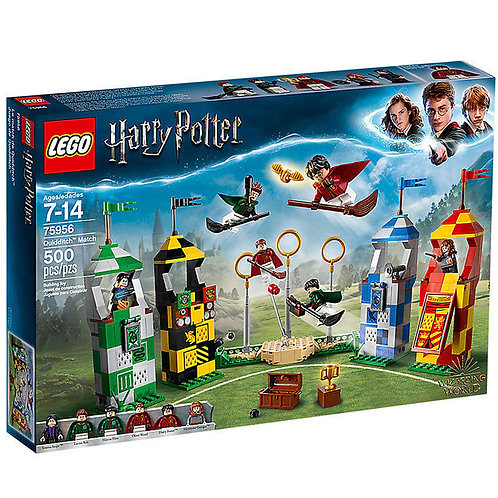 Lego Harry Potter 75956 - Quidditch Match