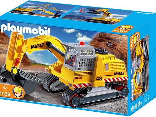 Playmobil 4039 - Heavy Duty Excavator