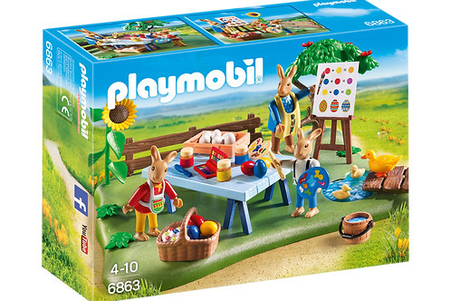 Playmobil 6863 - Easter Bunny Workshop