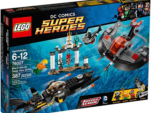 Lego 76027 Super Heroes - Black Manta Deep Sea Strike
