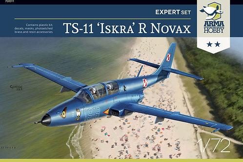 Arma Hobby - Pzl Ts-11 Iskra R Novax 1/72