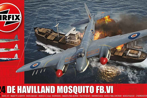 Airfix - De Havilland Mosquito FB.VI 1/24
