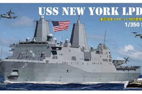 Bronco - USS New York LPD-21 1/350