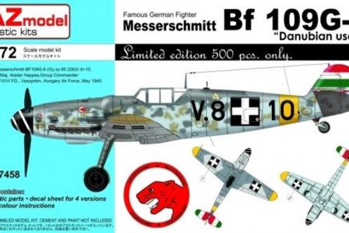 AZ Model - Messerschmitt Bf 109G-6 Danubian 1/72