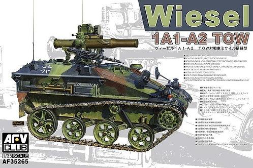 AFV Club - Wiesel 1 Tow A1/A2 1/35
