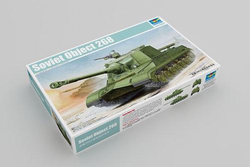 Trumpeter - Soviet Object 268 1/35