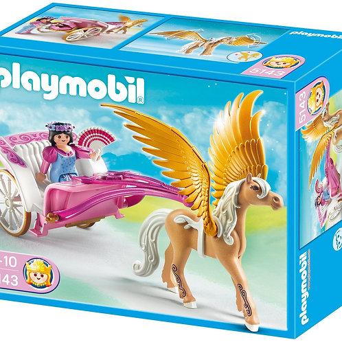 Playmobil 5143 - Princess with Pegasus Carriage