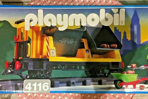 Playmobil 4107 - Tipper Car