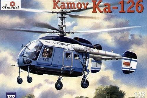 Amodel - Soviet Kamov Ka-126 Hoodlum 1/72
