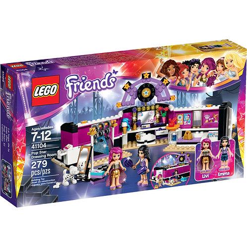 Lego 41104 Friends - Pop Star Dressing Room