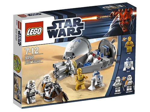 Lego 9490 Star Wars - Droid Escape
