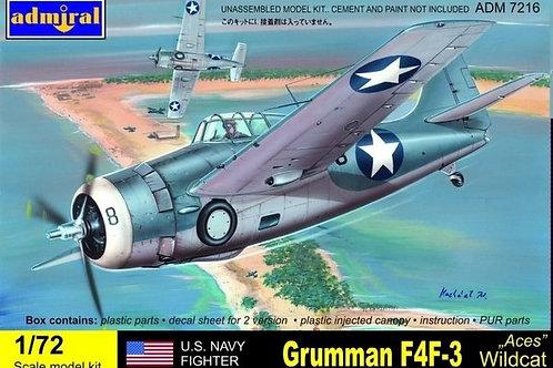 Admiral - F4F-3 Wildcat Aces 1/72