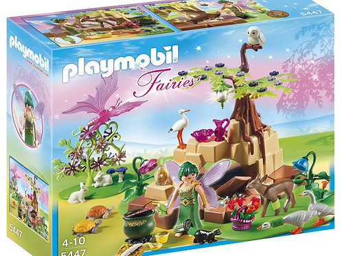 Playmobil 5447 Fairies - Healing Fairy Elixia in Animal Forest