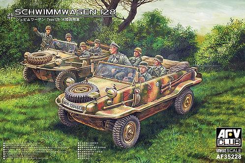 AFV Club - VW Schwimmwagen Type 128 1/35