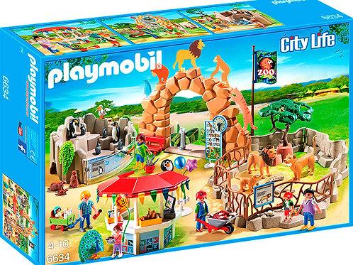 Playmobil 6634 City Life - Big Zoo