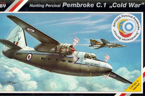 Special Hobby - Hunting Percival Pembroke C.1 1/72