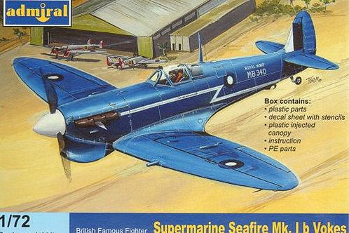 Admiral - Supermarine Seafire Mk.1b Vokes 1/72