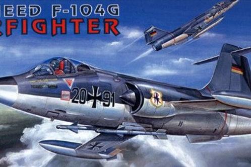 Academy - Lockheed F-104G Starfighter 1/72