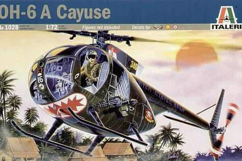 Italeri - OH-6A Cayuse 1/72