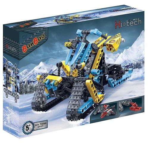 BanBao - Hi-Tech Snowmobile
