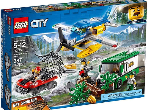 Lego 60175 City - Attack on the Mountain River