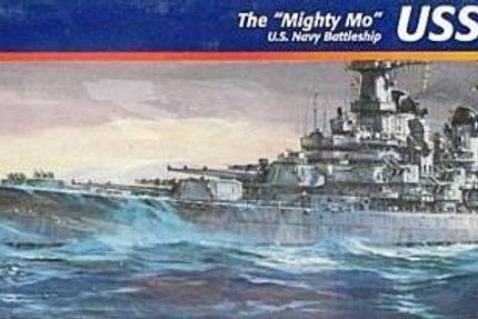 Revell - US Navy Battleship USS Missouri 1/535