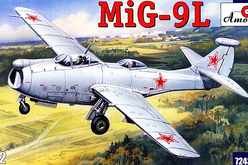 Amodel - MiG-9L 1/72