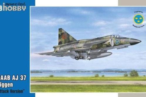 """Special Hobby - Saab AJ-37 Viggen """"Attack Version"""""""