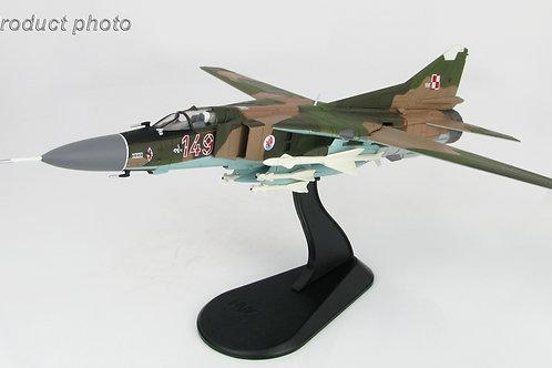 "Hobby Master - MIG-23MF ""Red 149"" 28 Pulk Lotnictwa Mysilwskiego Slupsk 1/72"