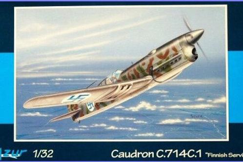 Azur - Caudron C.714C Finnish Service 1/32