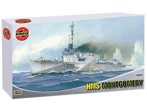 Airfix - Royal Navy HMS Montgomery 1/400
