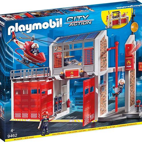Playmobil 9462 City Action - Große Feuerwache