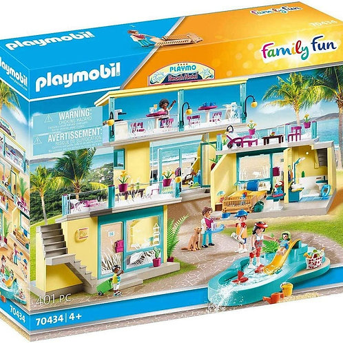 Playmobil 70434 Family Fun - Playmo Beach Hotel
