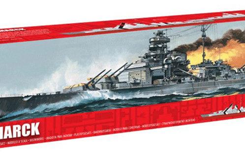Airfix - German Battleship Bismarck 1/600