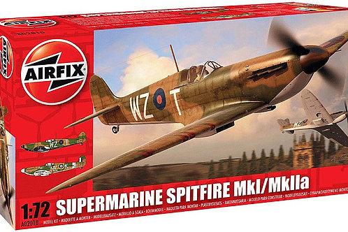 Airfix - Supermarine Spitfire Mk.I/IIa 1/72