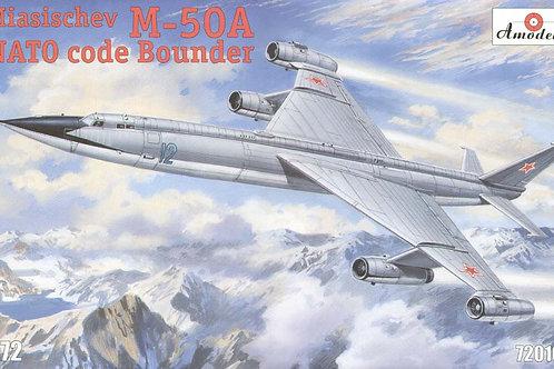 Amodel - Myasischev M-50A Bounder 1/72
