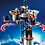 Thumbnail: Playmobil 6195 City Action - Space Rocket with Base Station