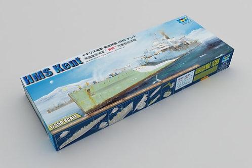 Trumpeter - HMS Kent 1/350