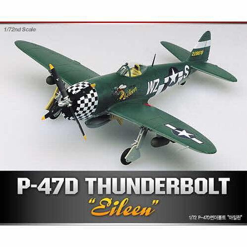 Academy - P-47D Thunderbolt Eileen 1/72