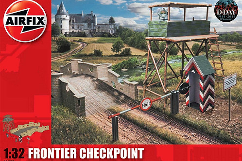 Airfix - German Frontier Checkpoint 1/32