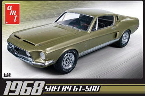 AMT - 1968 Shelby GT-500 1/25