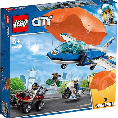 Lego 60208 City - Police Escape with Parachute
