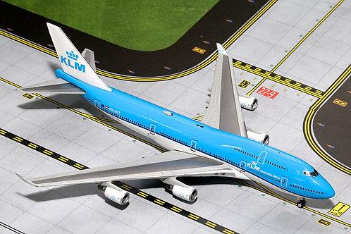 Gemini - KLM Royal Dutch Airlines Boeing 747-400
