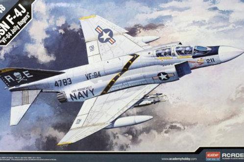 Academy - USN F-4J VF-84 Jolly Rogers 1/48