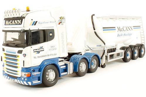 "Corgi - Scania R Topline Feldbinder ""McCann Haulage, County Tyrone"" 1/50"