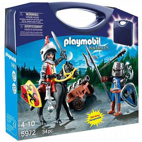 Playmobil 5972 - Carrying Case Knights Playset