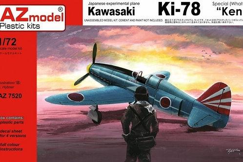 """AZ Model - Kawasaki Ki-78 Special What-if """"Ken"""""""