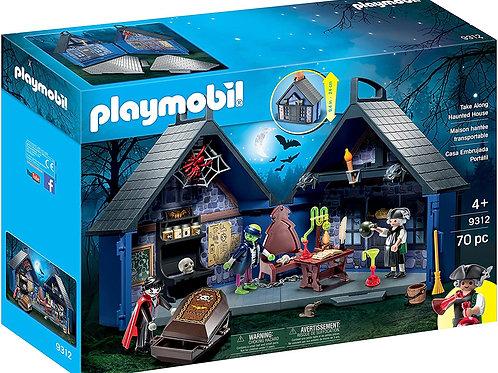 Playmobil 9312 - Take Along Haunted House